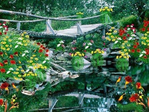 Garden of eden heaven garden ftempo - Where is the garden of eden today ...