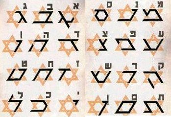 L'hexagramme Hexagram_alphabet