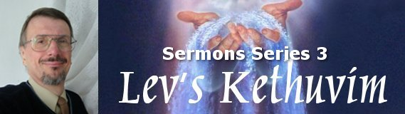 click here for the third series of moedim sermons