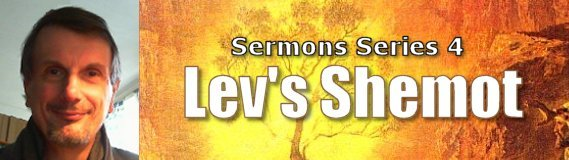 click here for the fourth series of moedim sermons