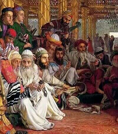 NCCG.ORG, Articles & Sermons 106. The Seven Pharisees ...