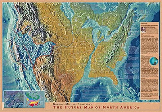 Map Of North America After Planet X.Nccg Org Lev S Daily Devotionals 22 June 2011 As Planet X