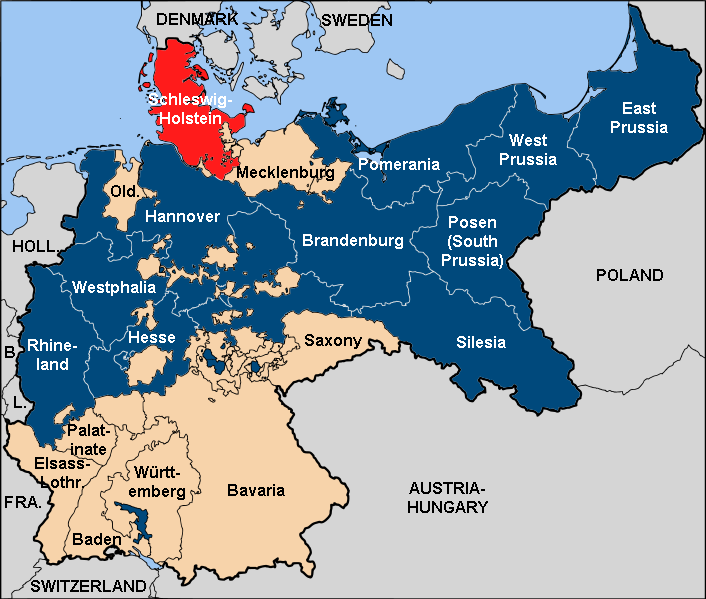 Preussens Gloria Historical Articles 14 The Schleswig